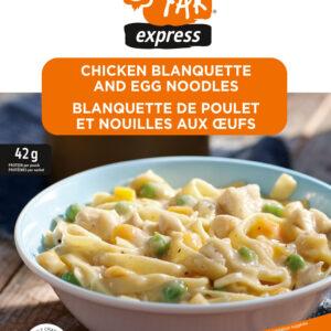 Blanquette Poulet