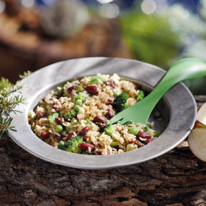 sunny rice salad