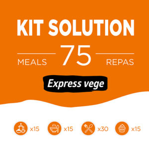 KIT SOLUTION EXPRESS VEGE